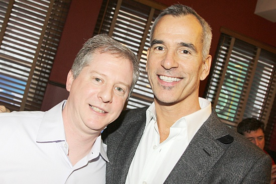Kinky Boots at Sardi's – Kenneth Posner – Jerry Mitchell
