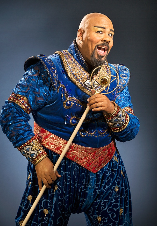 Aladdin - PS - James Monroe Iglehart