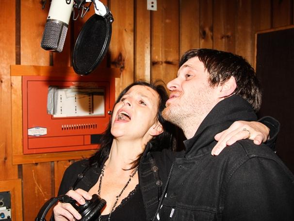 The Last Ship - Recording - 11/14 - Sally Ann Triplett - Michael Esper