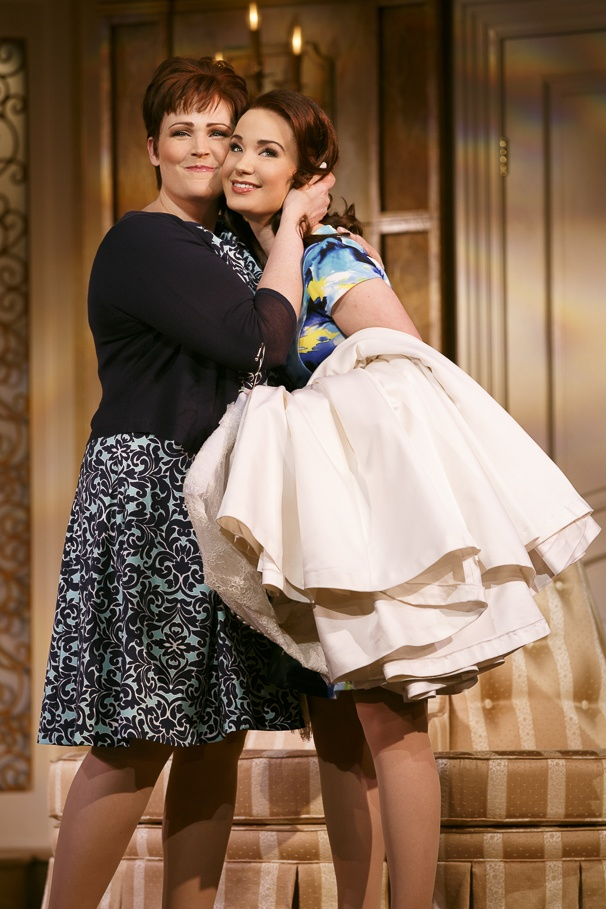 It Shoulda Been You - Show Photos - 4/15 - Lisa Howard - Sierra Boggess