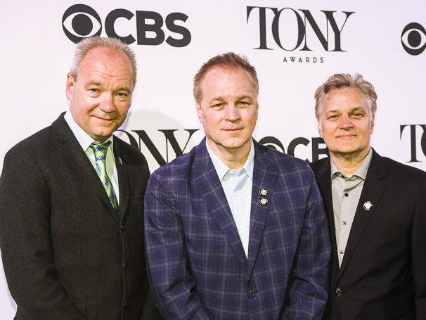 Tony Nominees - Brunch - 4/15 -