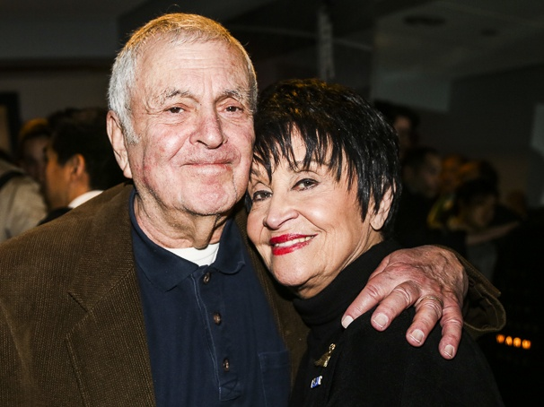 Tony Nominees - Brunch - 4/15 - John Kander - Chita Rivera