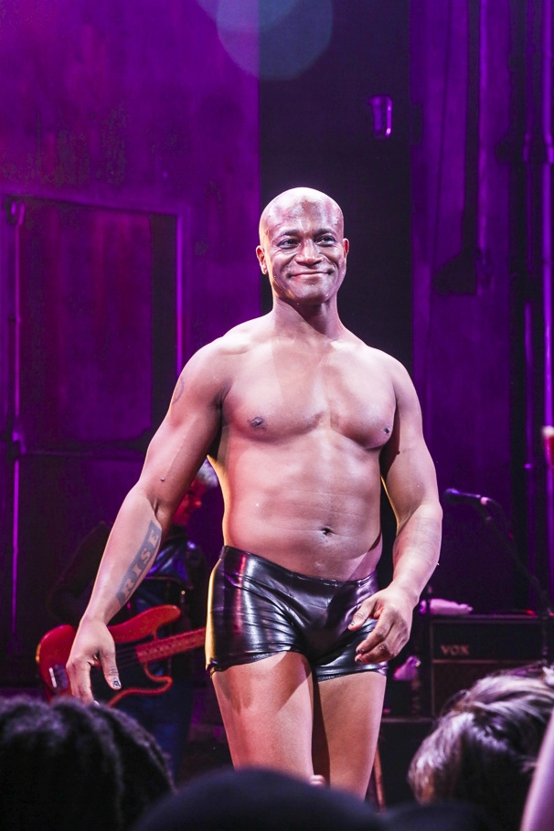 Hedwig and the Angry Inch - Taye Diggs - Opening - 7/15