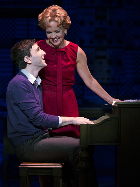 Beautiful: The Carole King Musical - National Tour - Production Photos - 2015
