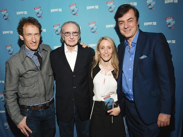 Broadway.com Audience Choice Awards - 2016 - Emilio Madrid-Kuser