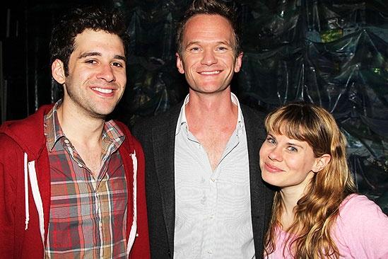 Neil Patrick Harris & More at Starcatcher – Adam Chanler-Berat - Neil Patrick Harris - Celia Keenan-Bolger