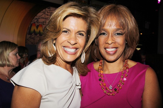 Motown Preview — Hoda Kotb — Gayle King