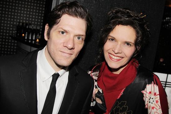 Vineyard Gala – March 18, 2013 – Adam Rapp – Erika Sheffer