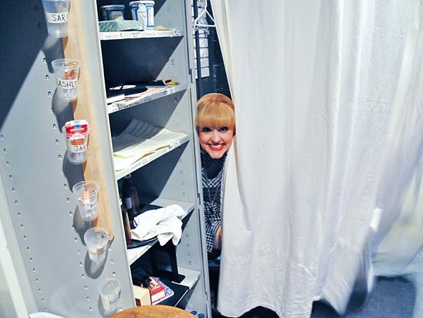 Beautiful - Backstage Photos - 4/14 - Anika Larsen