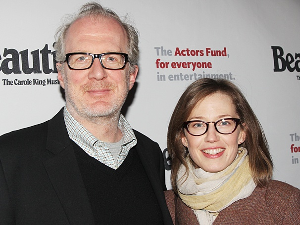 Carrie Coon - Tracy Letts