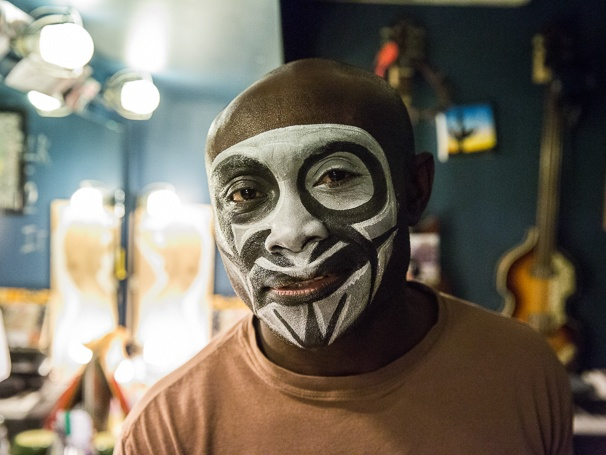 James Brown-Orleans