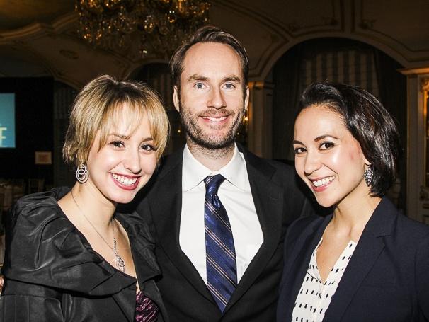 UJA- Excellence in Theater Award - John Gore - 3/15 - Liam Lynch - Kristine Covillo Lynch - Jazmin Grace Grimaldi