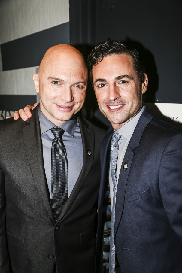 Tony Nominees - Brunch - 4/15 - Michael Cerveris - Max von Essen