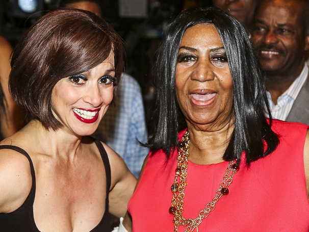 Chicago - Backstage - 5/15 - Donna Marie Asbury - Aretha Franklin