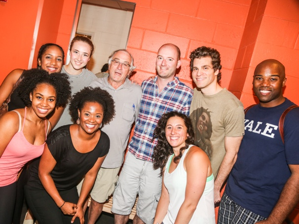 Beautiful: The Carole King Musical - backstage - Robert DeNiro -  - 9/15