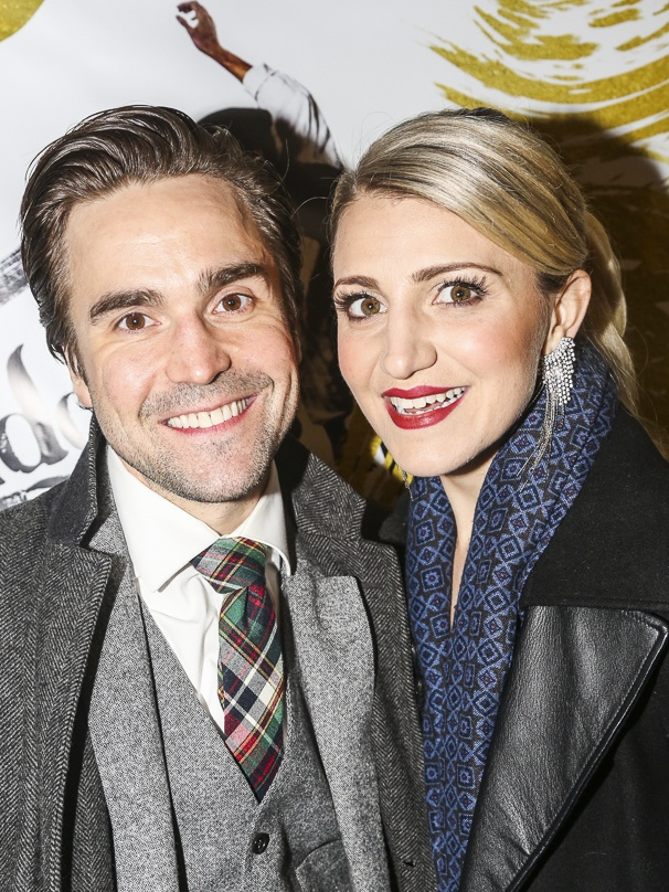 Fiddler on the Roof - Opening - 12/15 - Annaleigh Ashford and Joe Tapper