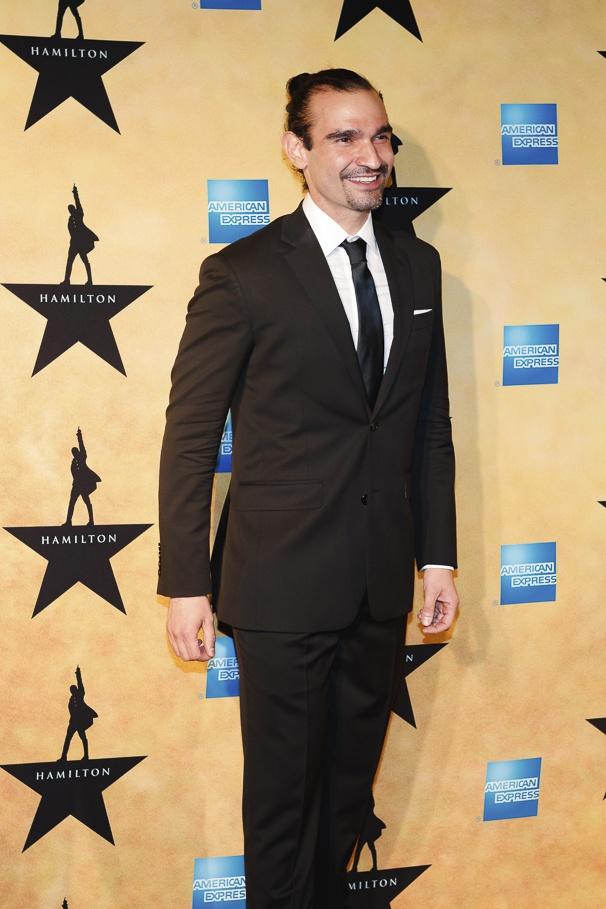 Tony Awards - After Party - 6/16 - Emilio Madrid-Kuser