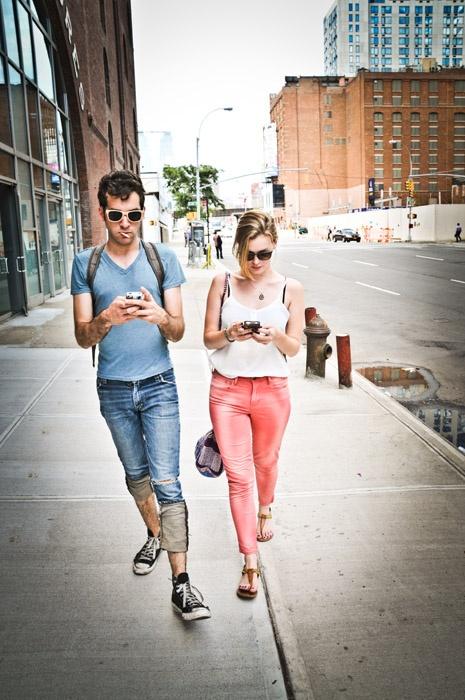 Broadway Besties - Adam Chanler-Berat and Jennifer Damiano