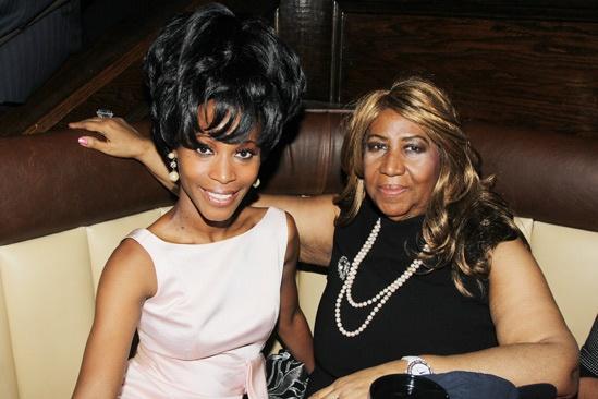 Motown Preview — Valisia LeKae — Aretha Franklin