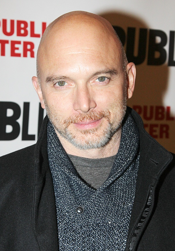 The Library - Opening - OP - 4/14 - Michael Cerveris