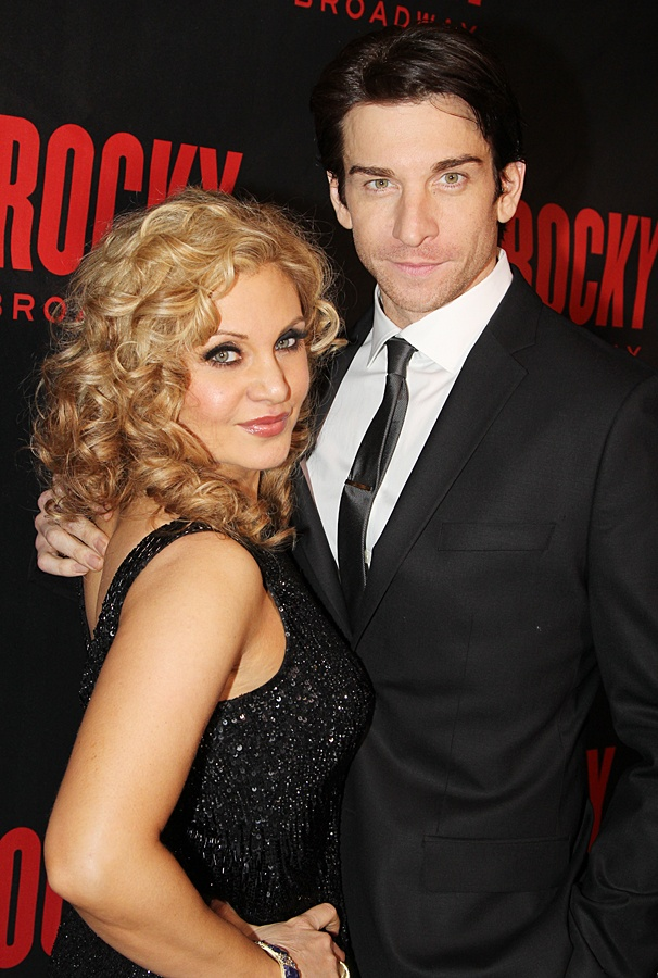 Andy Karl - Orfeh
