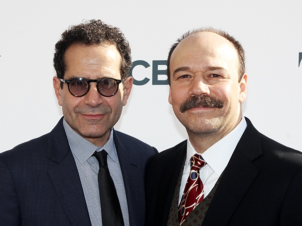 Tony Honors - Op - 6/14 - Tony Shalhoub - Danny Burstein