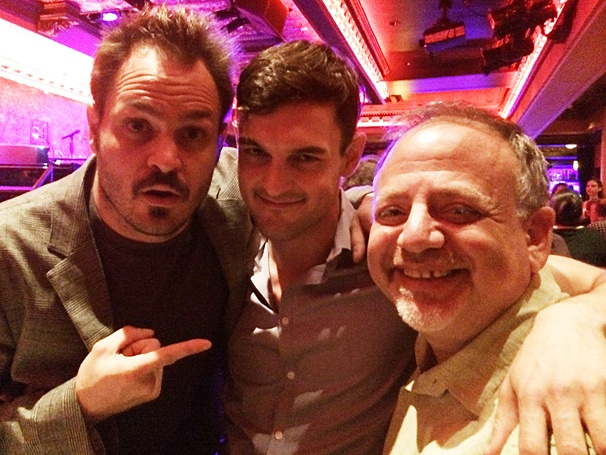 Mitchell Jarvis - Wesley Taylor - Marc Shaiman
