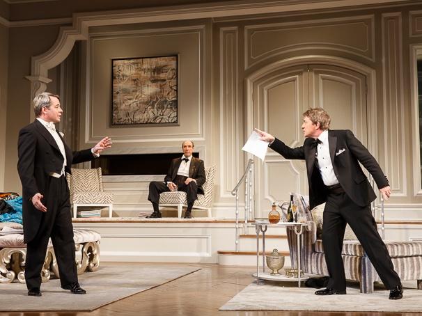 It's Only A Play - Show Photos - 1/15 - Matthew Broderick - F. Murray Abraham - Martin Short
