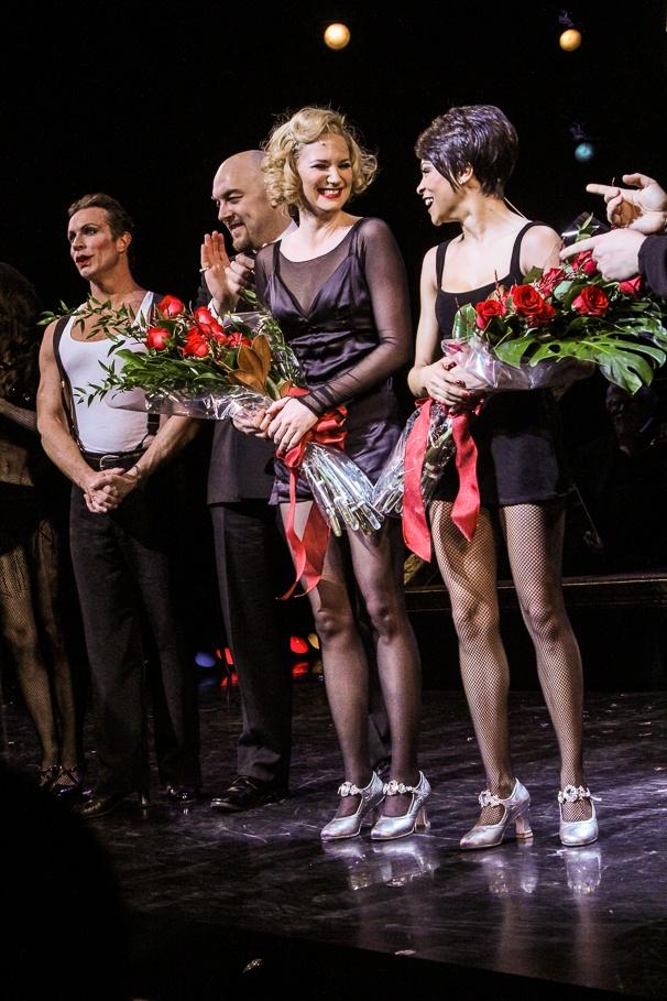 Chicago - 1/15 - R. Lowe - Alexander Gemignani - Jennifer Nettles - Carly Hughes