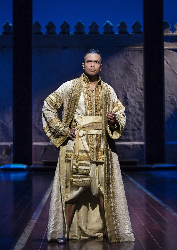 The King and I - Show Photos - 7/15 - Jose Llana
