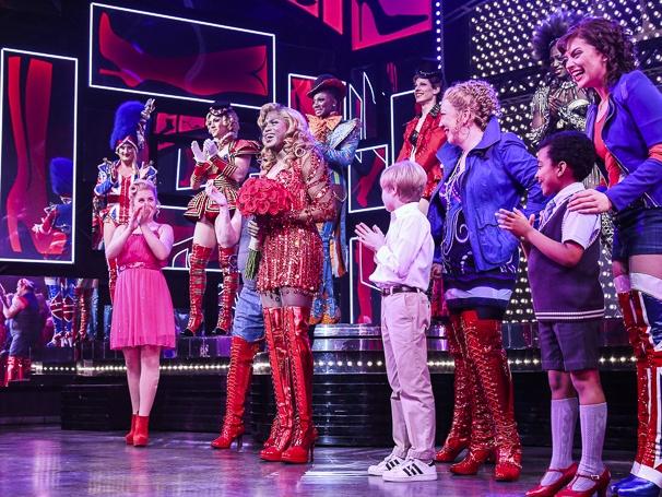 Kinky Boots - Wayne Brady - First Performance - 12/15