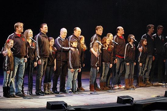 Defying Inequality – Billy Elliot Cast
