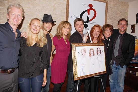 Photo 3 of 7 mamma mia divas unveil their portrait at tony 39 s di napoli - Diva mia napoli ...
