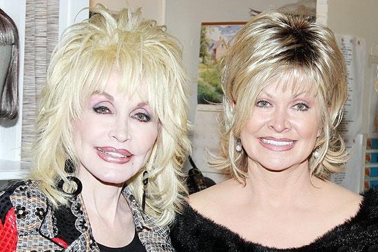 Dolly Parton And Sister At 9 To 5