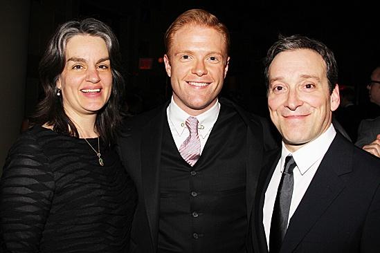 Clybourne Park Opening Night – Pam MacKinnon – Brendan Griffin – Jeremy Shamos