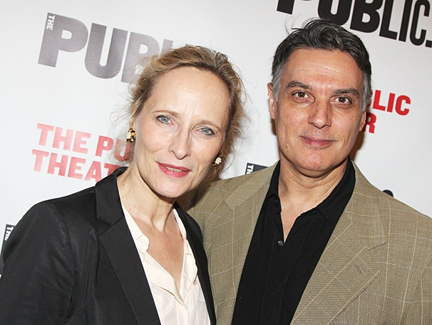 The Library - Opening - OP - 4/14 - Laila Robins - Robert Cuccioli