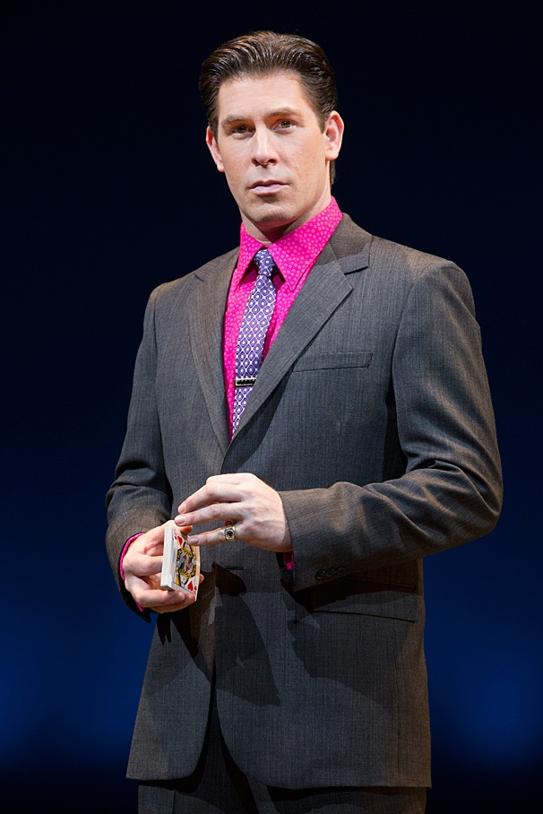 Jersey Boys - Show Photos - PS - 7/14 - Richard H. Blake
