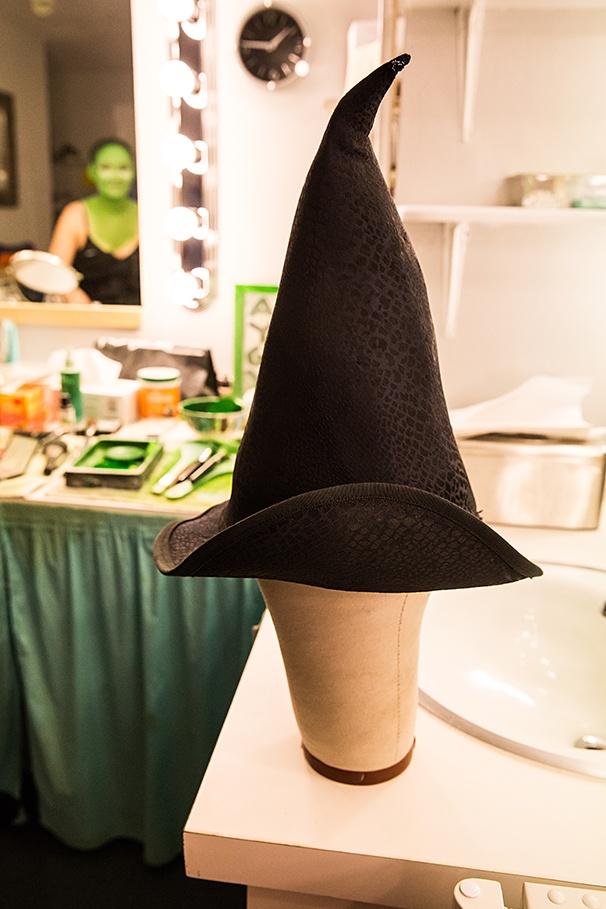 Wicked - Backstage - 8/14 - Christine Dwyer