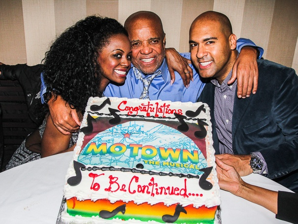 Motown - Closing - 1/15 -  Krystal Joy Brown - Berry Gordy - Josh Towers
