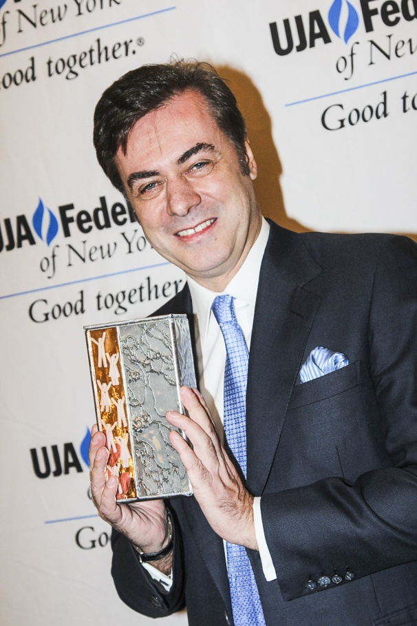 UJA- Excellence in Theater Award - John Gore - 3/15
