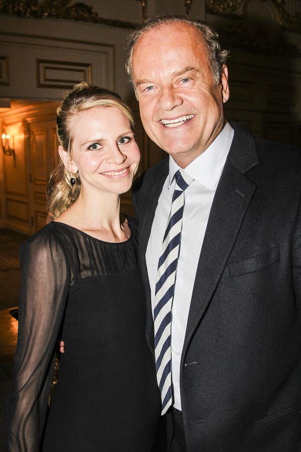 UJA- Excellence in Theater Award - John Gore - 3/15 - Kayte Walsh - Kelsey Grammer