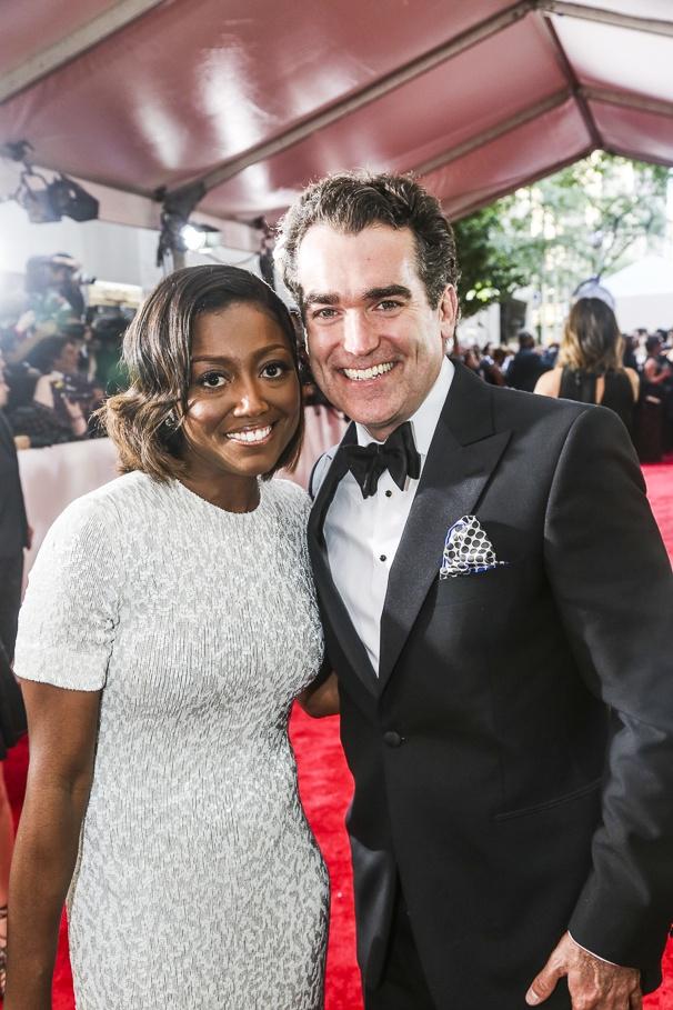 The Tony Awards - 6/15 - Patina Miller - Brian d'Arcy James