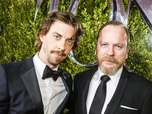 The Tony Awards - 6/16 - Christian Borle - Kiefer Sutherland