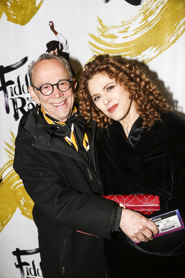 Fiddler on the Roof - Opening - 12/15 - Joel Grey and Bernadette Peters