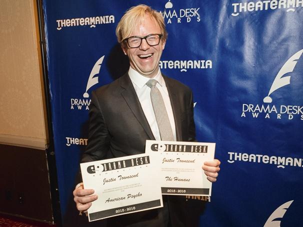 Drama Desk Awards - 2016 - Emilio Madrid-Kuser