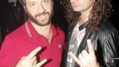 Judd Apatow and Leslie Mann at Rock of Ages - Judd Apatow - Constantine Maroulis