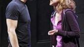 Mark-Paul Gosselaar - Julie White in The Understudy.