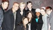 Glee Visits Love, Loss and What I Wore – Glee cast – Jane Lynch