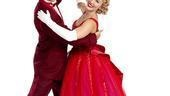 White Christmas - Show Photos - Tony Yazbeck - Mara Davi (dancing)