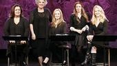 Rosie O'Donnell, Tyne Daly, Samantha Bee, Natasha Lyonne & Katie Finneran in Love, Loss and What I Wore.